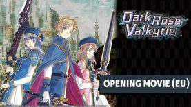 Dark Rose Valkyrie Opening Movie on Sony Playstation 4 (EU)