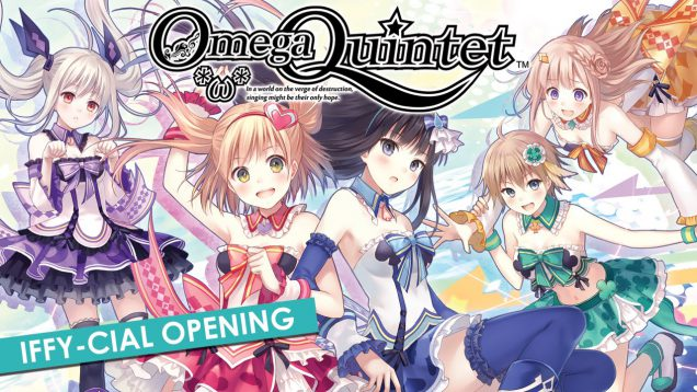 Omega Quintet Iffy-cial Opening Movie